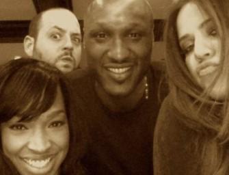 Lamar Odom's Best Friend Dies After Drug Overdose, Khloe Kardashian And Friends Pay Tribute