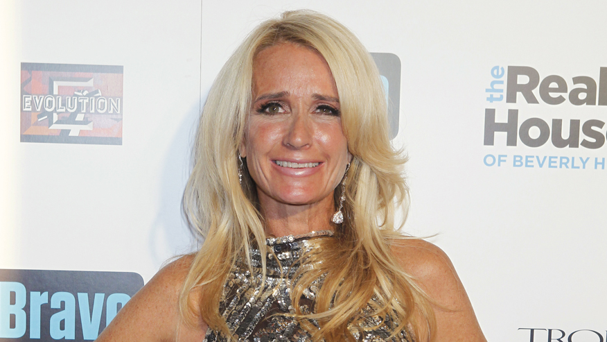"Cast member Kim Richards at Bravo's premiere party for ""The Real Housewives of Beverly Hills"" in Los Angeles"