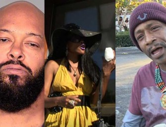 Katt Williams And Suge Knight Are Being Sued By Female Photographer For Assault and Battery