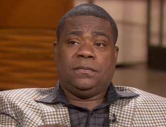 Tracy Morgan Cries In First TV Interview Since Being Injured In Crash That Killed His Friend (VIDEO)