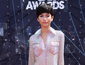 Zendaya Fights Back Against The People Hating On Her Kris Jenner Hairstyle At The BET Awards