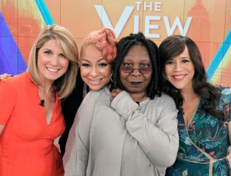 The View: Rosie Perez is Officially Done.  We found out Why