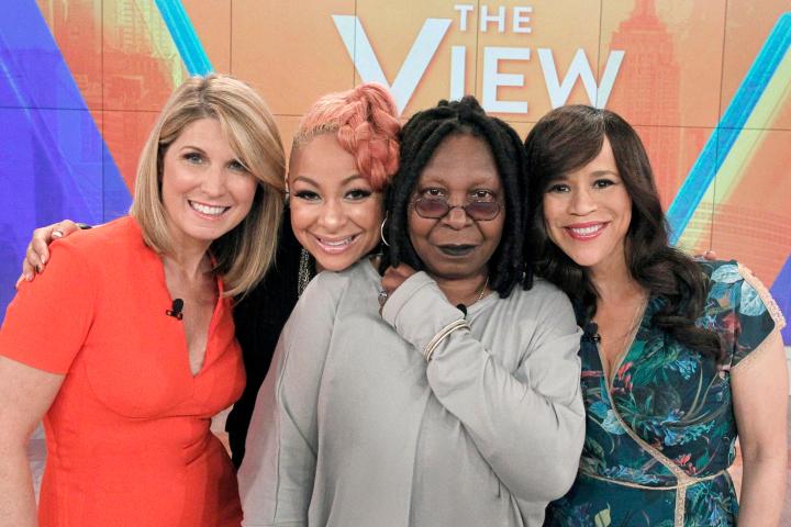 """ABC's """"The View"""" – Season 18"""