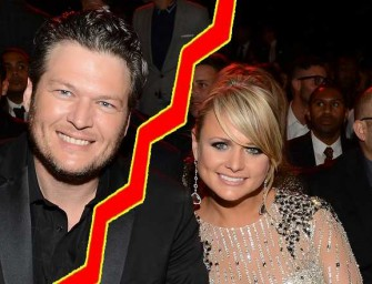 Miranda Lambert Fires Back, Claims Blake Shelton Was The Only Cheater In Their Relationship!