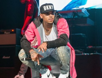 Cops Believe The Robbers Who Hit Chris Brown's House Had Been There Before