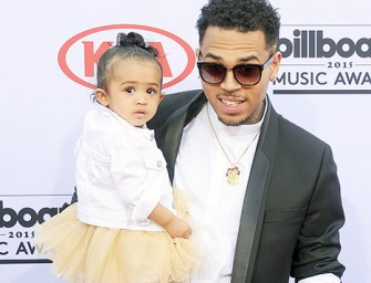 Chris Brown Gets Serious: Files Documents To Establish Paternity Of Daughter