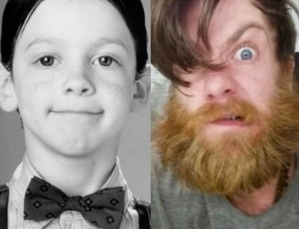 Someone Found Bug Hall's (AKA Alfalfa From The Little Rascals) Instagram Account, See What He Looks Like Now!