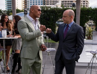 "Denzel Washington's Son & the 5 Other Reasons You Should Have Been Watching 'The Rock's' New HBO Show ""Ballers""."