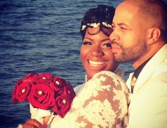 American Idol's Fantasia Barrino Is Now Married, See The Photos And Get The Details Inside!