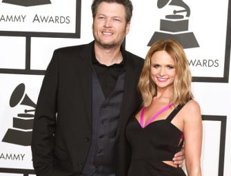 See The First Photos Of Blake Shelton And Miranda Lambert After Their Shocking Divorce