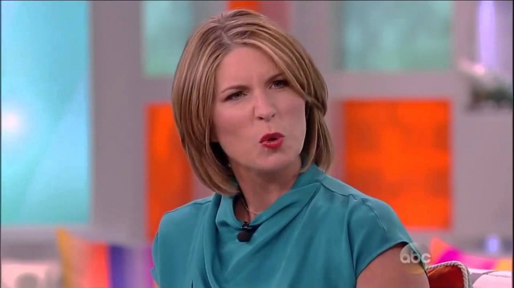 Nicole Wallace fired from the View – 16jul2015