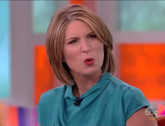 Nicolle Wallace FIRED! The View Continues To Clean House. An Upset Wallace Misses Wednesday's Taping of The Show