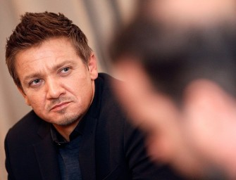 Jeremy Renner Talks About Those Gay Rumors In Candid Interview With Playboy