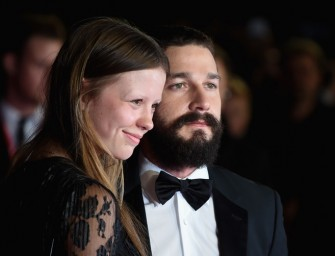 Shia LaBeouf Accused Of Assaulting Girlfriend And Threatening Her Life In Germany (UPDATE WITH VIDEO)