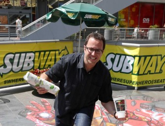 You're Fired: Subway Suspends Relationship With Jared Fogle After FBI Raids His Indianapolis Home.