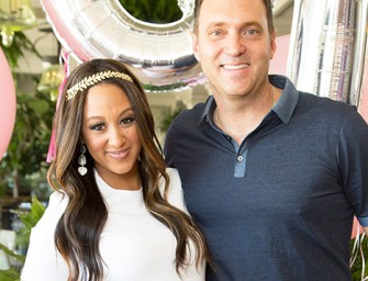 The Swirl Is Back On: Tamera Mowry And Adam Housley Welcome Their Second Child Together!