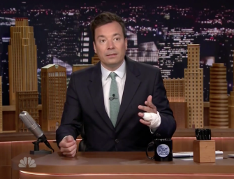 Must Watch Video: Jimmy Fallon Reveals Why He Was In The ICU For 10 Days After Finger Injury!