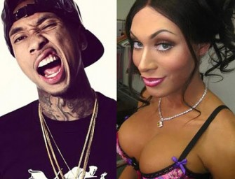 Tyga Blames The Devil For His Penis Picture Scandal With Transgender Actress