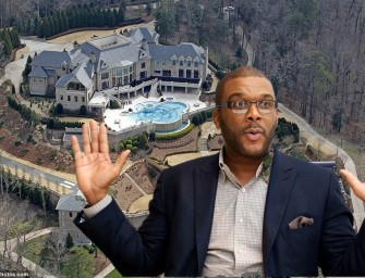 Now That He Has Sold His 35,000 sqft Massive House, Tyler Perry Gives Us a Look Inside.  We also Have Details on his Bigger Home Being Built on 1200 Acres!  Madea is Living Large!  (Photos and Video)