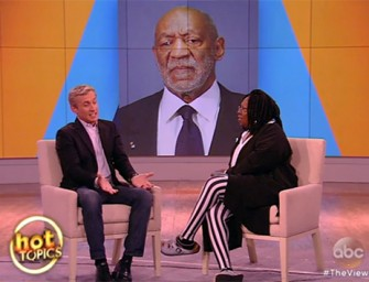 Was Whoopi Goldberg Forced to Reverse Position on Bill Cosby to Keep Her Job at The View? (Video)