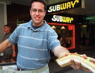 SAY BYE-BYE! The FBI Just Subpoenaed Jared Fogle's Text Messages and You Will Be Shocked At What They Reveal.