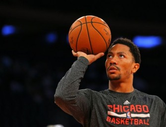 UH OH! Derrick Rose And His Two Close Friends Accused of Gang Raping His Ex-Girlfriend. This Is Serious!