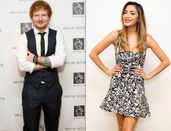 Odd Couple Alert: Ed Sheeran And Pussycat Doll Nicole Scherzinger Dating?