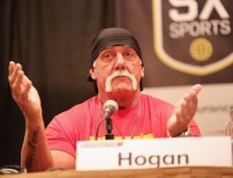Hulk Hogan Apologizes for the N-Word Sex Tape Rant