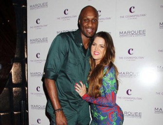"""Friends Close To Khloe Kardashian Claim She Is """"Very Upset"""" After Lamar Odom's Alleged Surprise Attack"""