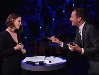 Kristen Stewart Playing 'Word Blurt' With Jimmy Fallon Is Hilarious, Awkward And Wonderful?