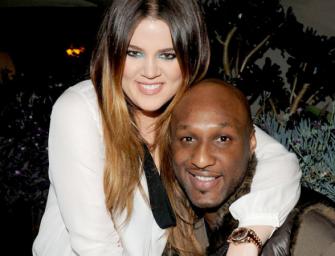 Lamar Odom Stalking Khloe Kardashian? We Have A Photo Of The Alleged Ambush Outside Gym!