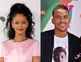 Ouch! Rihanna HARSHLY Sets The Record Straight After Matt Barnes Implies Possible Romance Between The Two. (Harsh Hash Tags Inside)