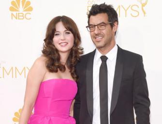 Zooey Deschanel Gives Birth To Baby Girl AND Secretly Marries Jacob Pechenik