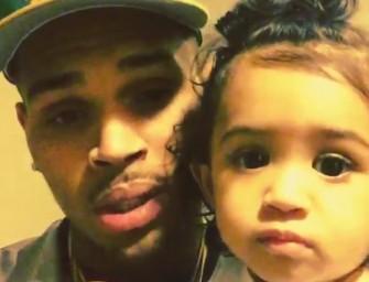 Chris Brown Wins Big In Custody Battle, But Could Court-Ordered Drug Test Hurt Him?