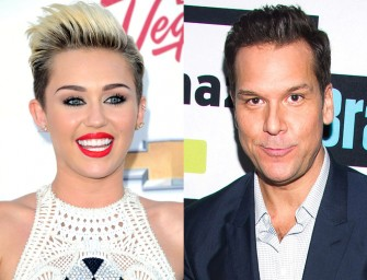 Are Dane Cook And Miley Cyrus Hooking Up? Find Out What The Comedian Says About The Rumors