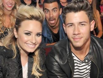 Demi Lovato Talks About Those Selena Gomez/Nick Jonas Dating Rumors!