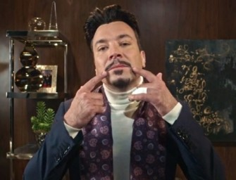 "WATCH ""JIMPIRE""!  Jimmy Fallon's Epic Empire Parody is an Instant Comedy Classic. (VIDEO)"
