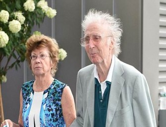 OMG!  Shockingly Thin Photos of Gene Wilder Surface; However His Wife Says His Cancer Has Not Returned.