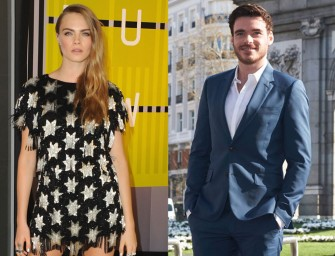 """Actor Richard Madden Slams Cara Delevingne For Her """"Unprofessional"""" Viral Paper Towns Interview"""
