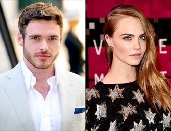 Cara Delevingne Responds To Richard Madden's Rude Comments, Find Out What She Said Inside!