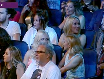 Must Watch: MTV Cameras Catch The Cyrus Family's Shocked Reaction During Nicki Minaj Beef!