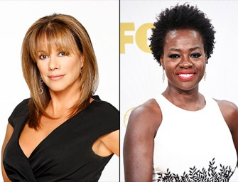 Viola Davis Celebrates Historic Win At 2015 Emmys, But There Was One Actress Who Hated Her Acceptance Speech