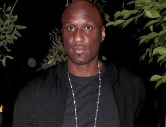 Lamar Odom Is Back…On Instagram! Check Out What He's Been Posting Inside!