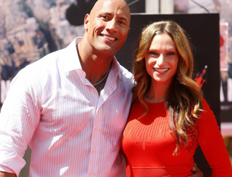 """Are You Ready To """"Awww""""? Dwayne 'The Rock' Johnson's Girlfriend Is Pregnant With First Child Together!"""