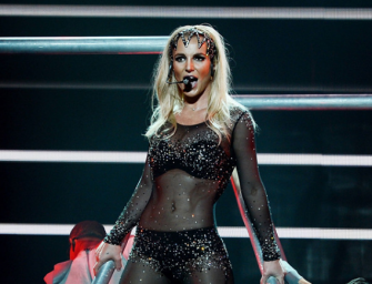 Surprise, Surprise! Britney Spears Confirms She Will Be Staying In Vegas For A Little Bit Longer!
