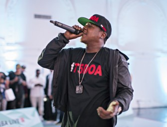 Who Knew? Jadakiss Can Really Breakdance.  Like For Real, For Real.  Watch the Clip.(VIDEO)