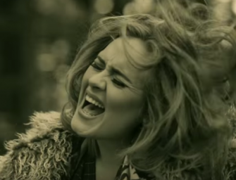 Adele Netflix And Chill's For Over Two Years, Still Comes Back To Smash A Record Set By Taylor Swift!