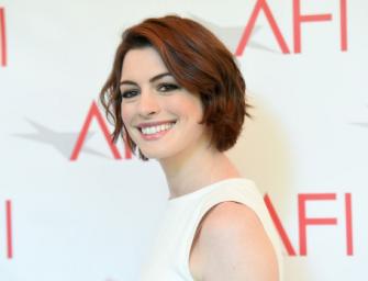 Anne Hathaway The Breakfast Diva