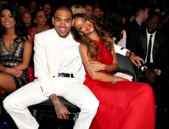 Rihanna Talks About Her Relationship With Chris Brown, Also Claims She Doesn't Have Casual Sex Despite Being Horny