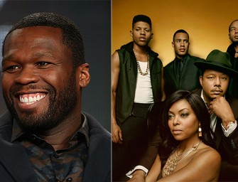 """50 Cent Blames 'Empire' Ratings Tumble On Too Much """"Gay Stuff"""""""